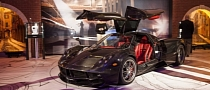 2013 Pagani Huayra Price List Reveals EUR112,500 Full Carbon Bodywork