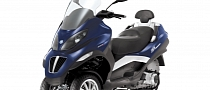 2013 Piaggio MP3 400, Awesome 3-Wheeled Commuting