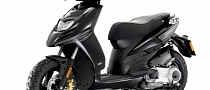 2013 Piaggio Typhoon 125, the Swift Fully-Automatic Commuter Machine