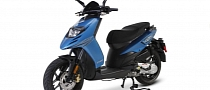 2013 Piaggio Typhoon 50, Unlimited Mobility for Less than $2,000