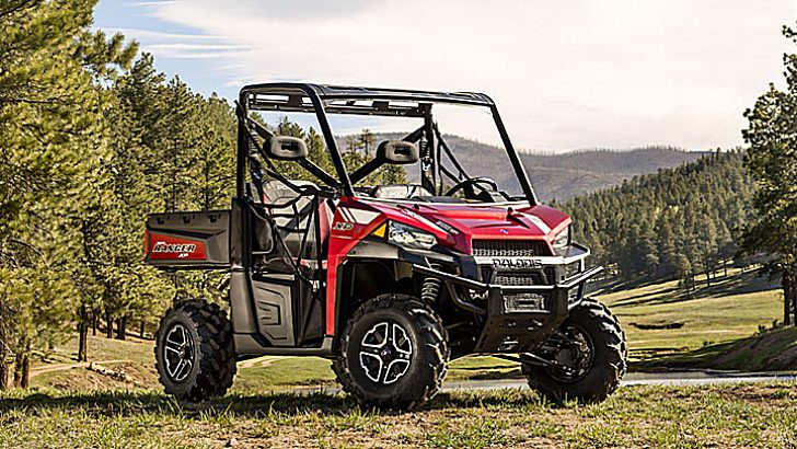 2013 Polaris Ranger XP 900, Zero-Compromise SxS Engineering [Photo