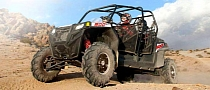 2013 Polaris RZR XP 4 900, 4-Way Off-Road Fun