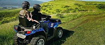 2013 Polaris Sportsman Touring 850 HO EPS LE, Big-Bore ATV Touring Fun for Two