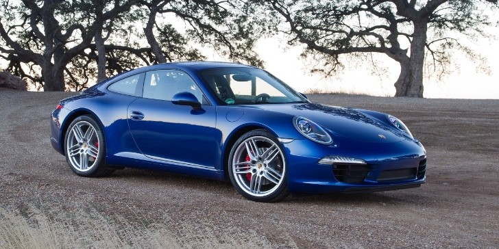2013 Porsche 911 GT3: No Manual Gearbox?