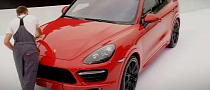2013 Porsche Cayenne GTS Bows in Moscow [Video]