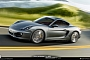 2013 Porsche Cayman Renderings Released