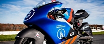 2013 PPIHC: Amarok P1A Electric Sportsbike to Race at Pikes Peak