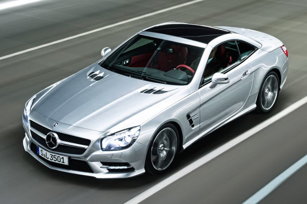 2013 R231 Mercedes Benz SL Roadster Official Photos ...
