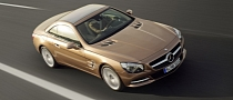 2013 R231 Mercedes Benz SL550 US Pricing Announced
