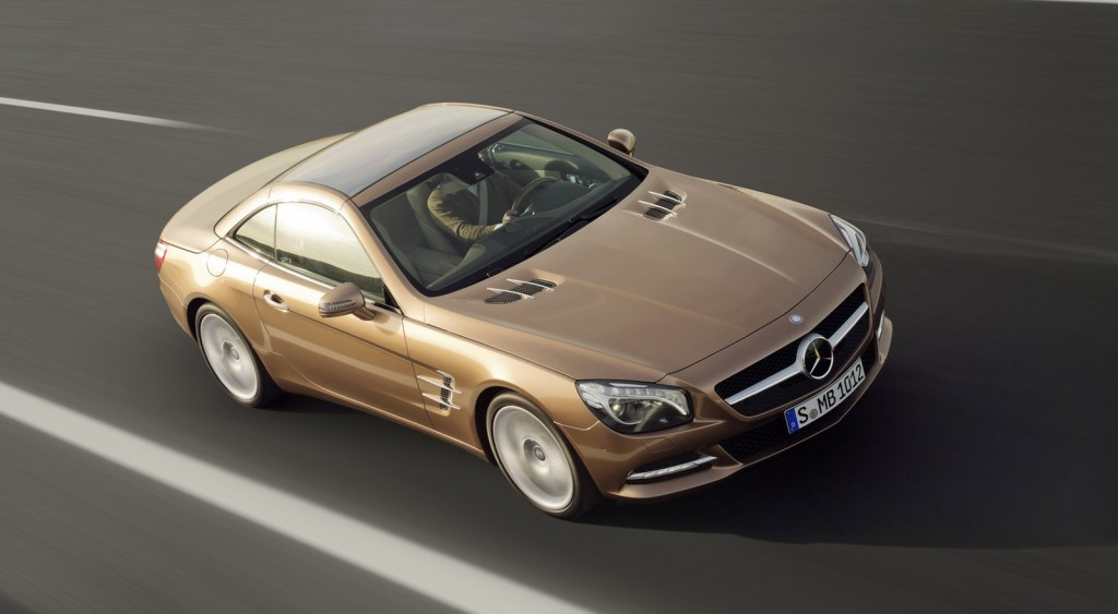 2013 r231 mercedes benz sl550 us pricing announced for Mercedes benz sl550 price