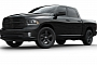 2013 Ram 1500 Gets Sinister Black Express Edition