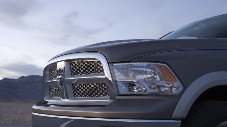 2013 Ram 1500 to Receive Air Suspension from Jeep Grand Cherokee