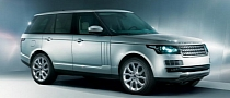 2013 Range Rover First Photos Leaked