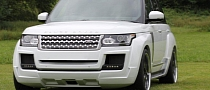 2013 Range Rover Gets Crazy Widebody Kit by Arden