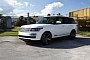 2013 Range Rover Gets Custom Vossen Wheels [Photo Gallery]
