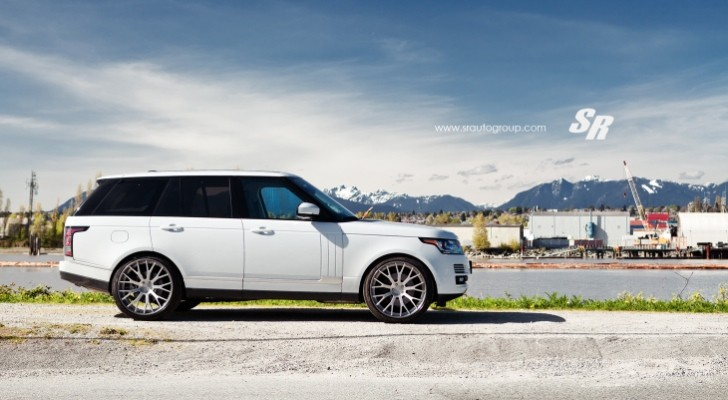 2013 Range Rover on 24-Inch PUR Wheels [Photo Gallery]