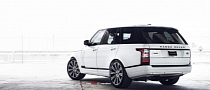 2013 Range Rover Rides on Vellano Wheels [Photo Gallery]