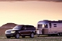 2013 Range Rover SDV8 Tows Airstream Trailer Caravan [Photo Gallery]