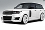 2013 Range Rover Targeted by Lumma Design