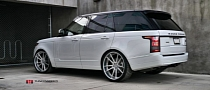 2013 Range Rover Touched a Little by Tunerworks [Photo Gallery]