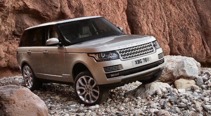 2013 Range Rover Wins Its First Award