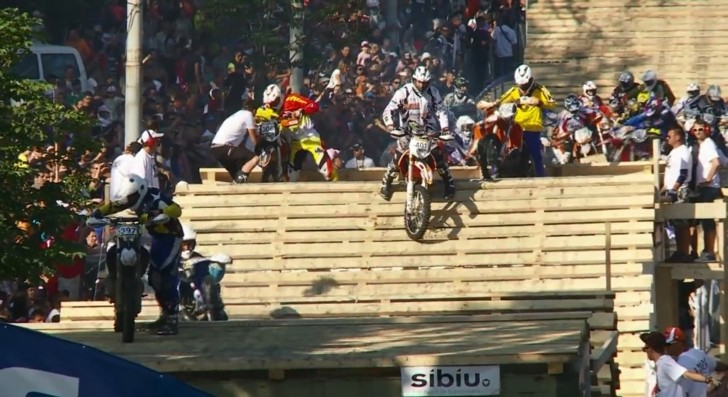 2013 Red Bull Romaniacs, the Toughest Prolog Ever [Video]