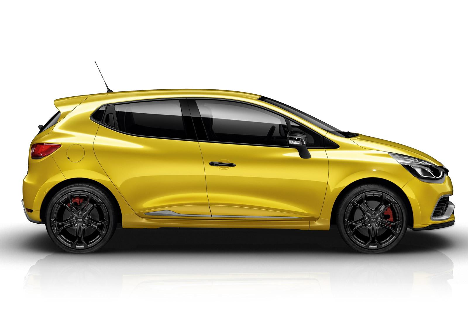 2013 renault clio iv rs pricing and options autoevolution. Black Bedroom Furniture Sets. Home Design Ideas