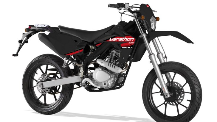 2013 Rieju Marathon 125 AC, Affordable Supermotard Performance