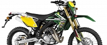 2013 Rieju MRT 50 Pro, the Diminutive Motocross Machine [Photo Gallery]