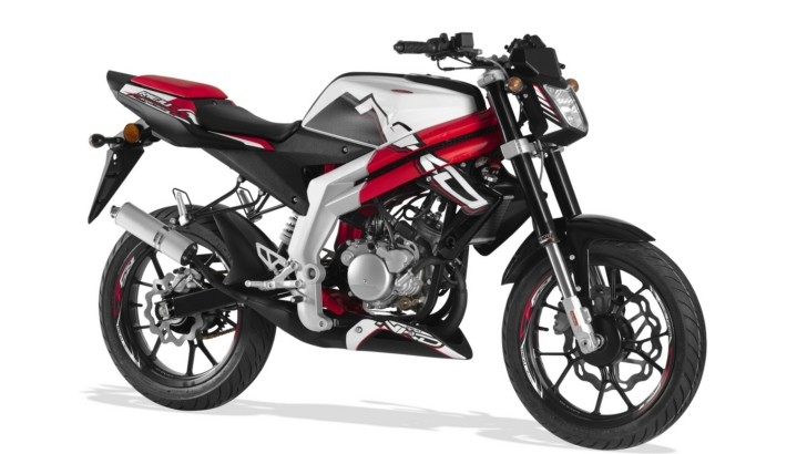 2013 rieju rs3 50cc nkd naked small displacement. Black Bedroom Furniture Sets. Home Design Ideas
