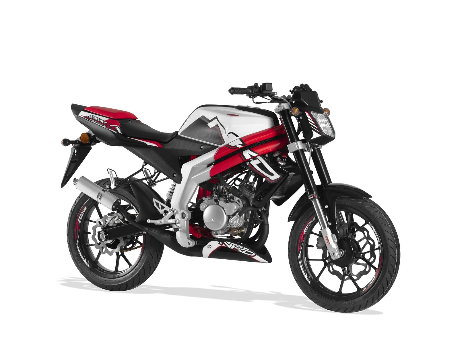 Moto RIEJU RS3 50 NAKED neuve