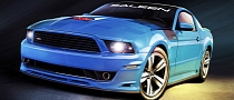 2013 Saleen 351 Mustang Announced in LA