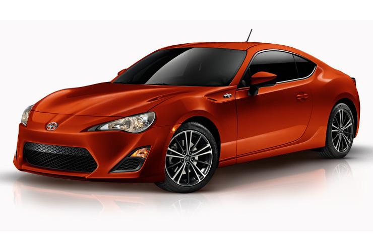 2013 Scion FR-S Makes Unveiled - autoevolution