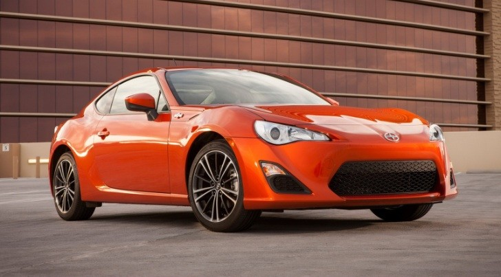 2013 Scion FR-S: New Photos Released [Photo Gallery]