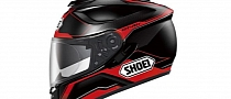 2013 Shoei GT-Air Helmet Detailed [Video][Photo Gallery]