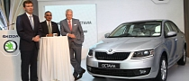 2013 Skoda Octavia Production Starts in India [Photo Gallery]