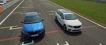2013 Skoda Octavia RS Makes Dynamic Debut [Video]