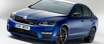2013 Skoda Octavia RS Unveiled [Photo Gallery]