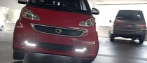 2013 smart fortwo Receives 3 Commercials [Video]