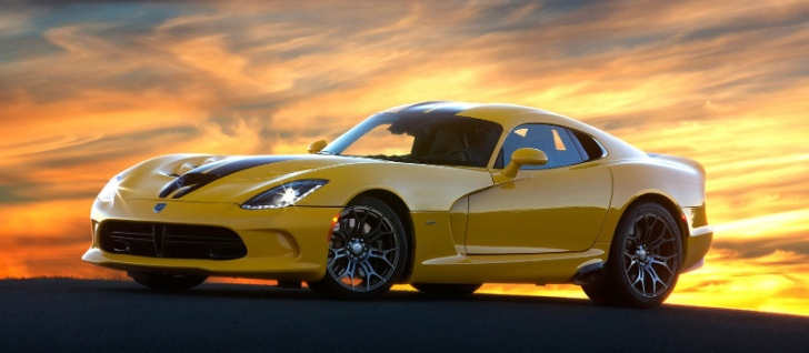 2013 SRT Viper Available for Order