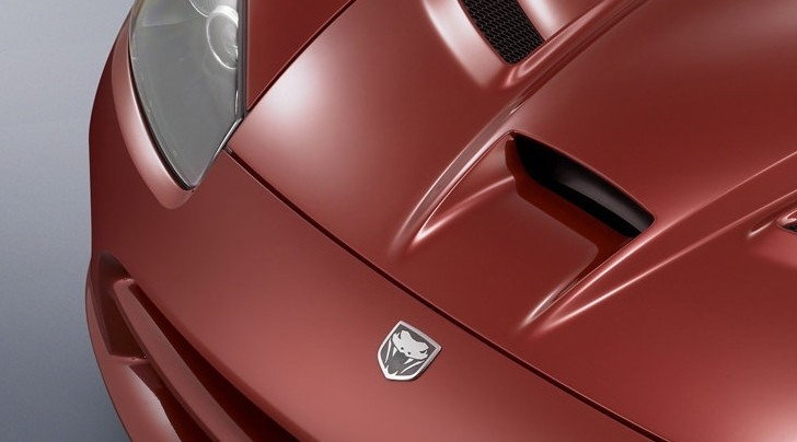 2013 SRT Viper to Drop Dodge Name