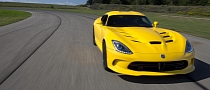 2013 SRT Viper to Only Reach 100 Chrysler Dealers