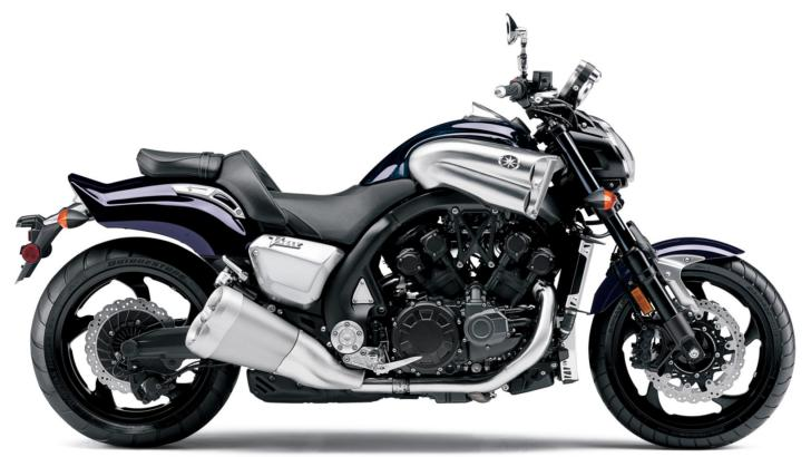 2013 Star VMAX, the Merciless Power-Cruiser [Photo Gallery]