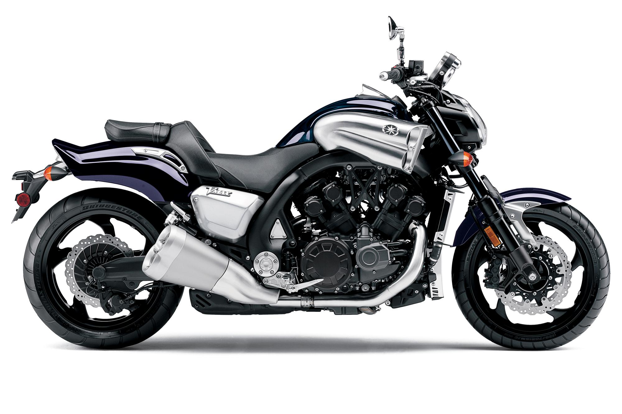 2013 Star VMAX The Merciless Power Cruiser