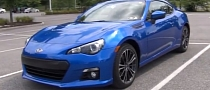 2013 Subaru BRZ Owner Walkaround, Details, Start Up [Video]