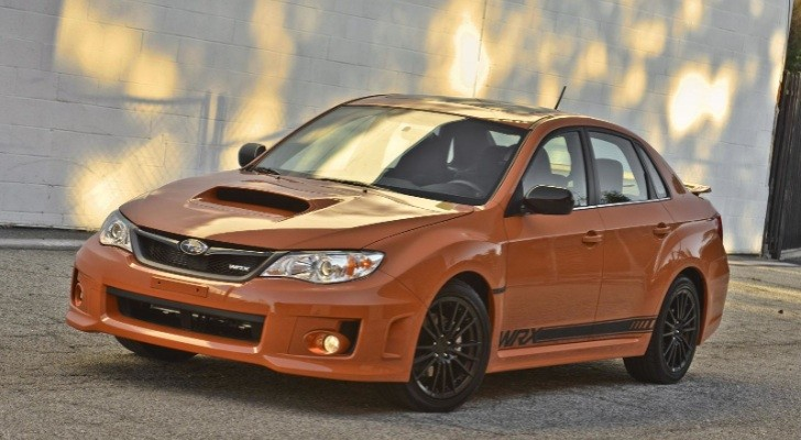 2013 Subaru WRX and WRX STI Special Editions Unveiled