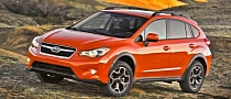 2013 Subaru XV Crosstrek to Debut at New York Auto Show