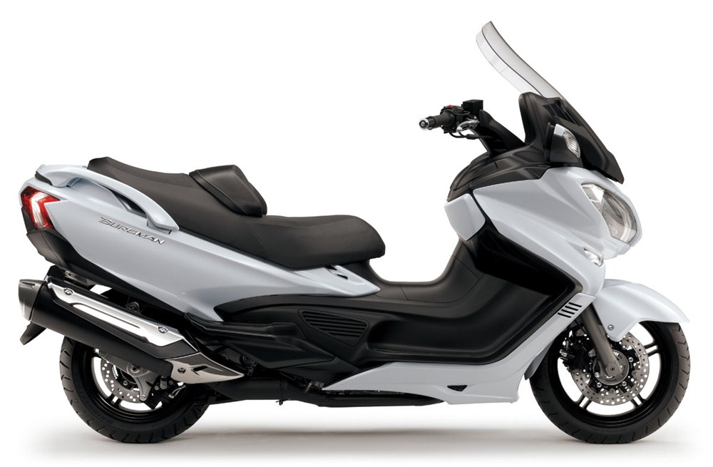 2013 suzuki burgman 650 is all new autoevolution