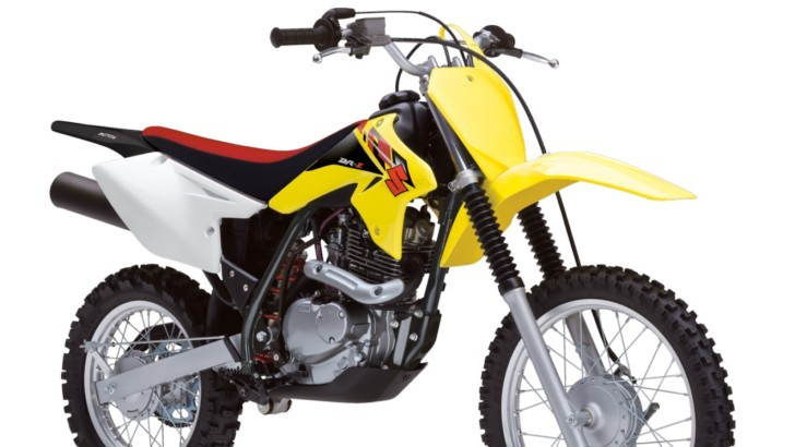 2013 Suzuki DR-Z125, Fun for Kids and Even Adults
