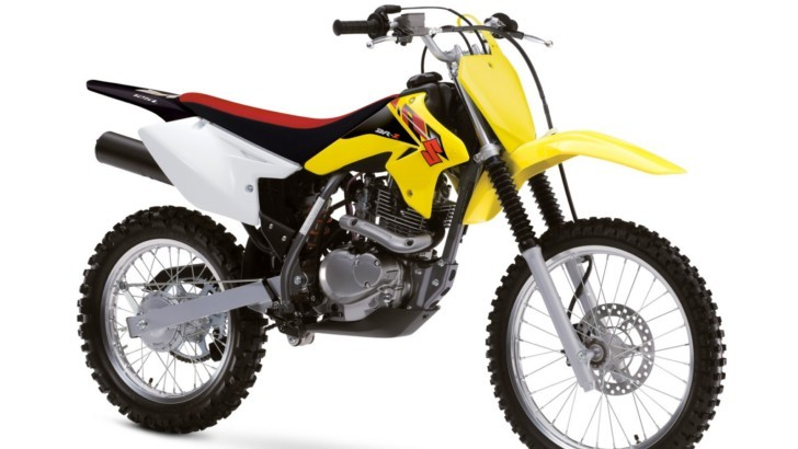 2013 Suzuki DR-Z125L, Race-Inspired Performance